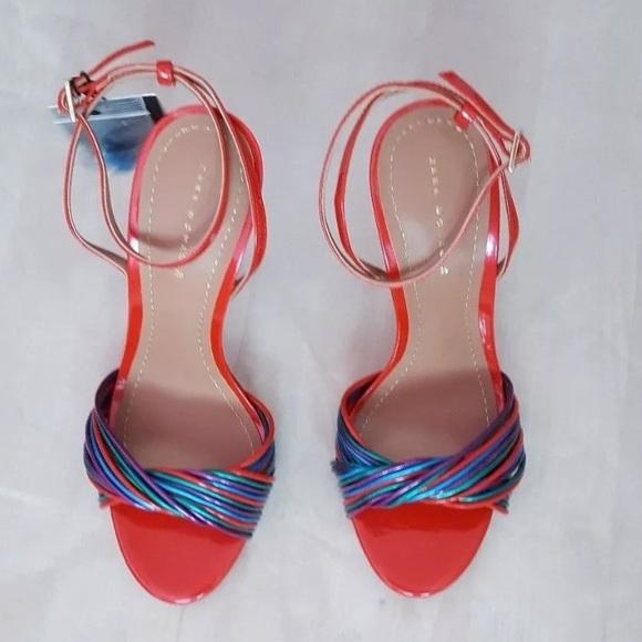 quite nice promo code detailed images Zara Shoes | Multi Strap Sandals Size 65 Us | Poshmark